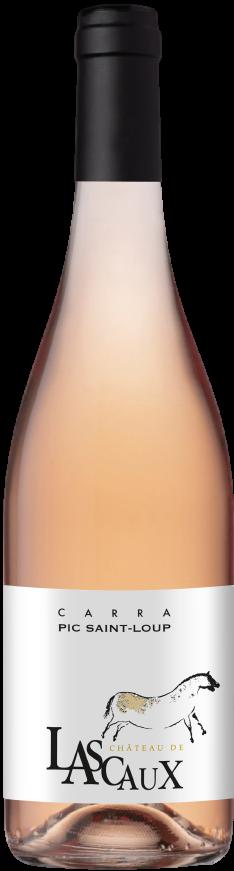 bouteille de vin Rosé du Pic Saint-Loup