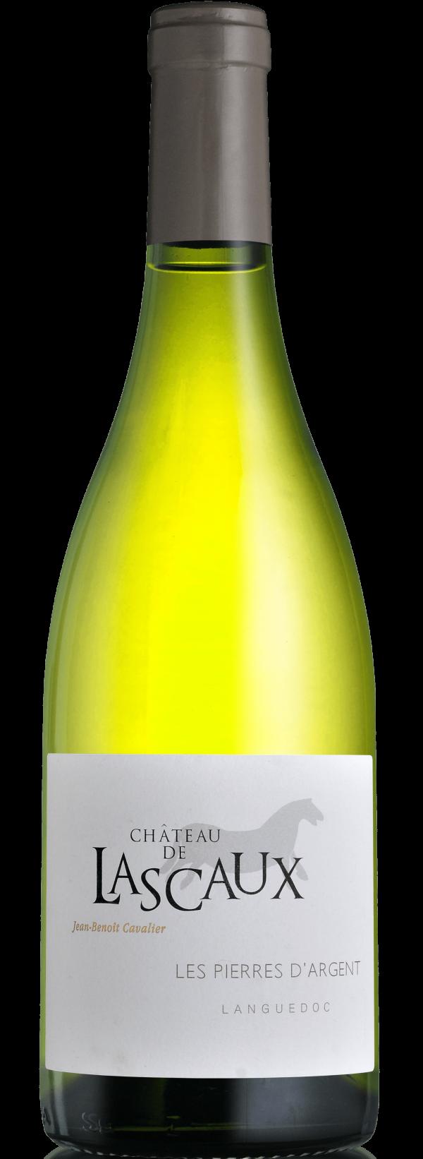 bouteille de vin blanc du Languedoc