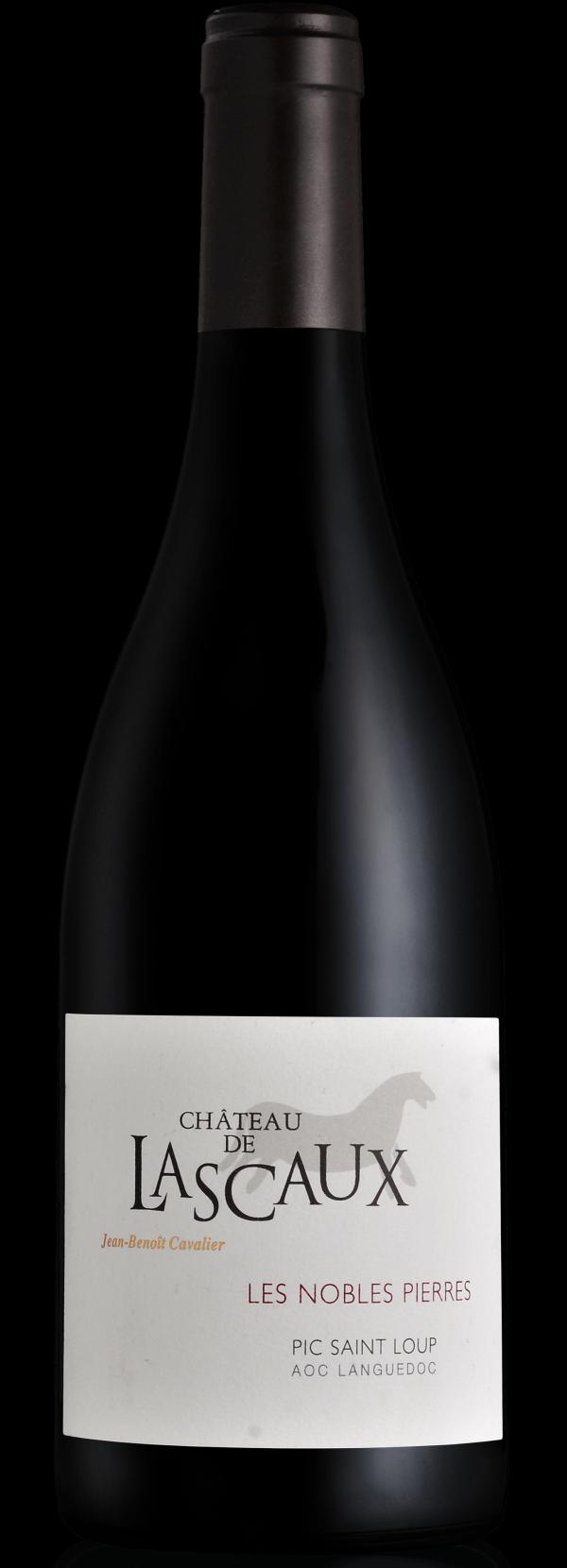 bouteille de vin du Pic Saint-Loup